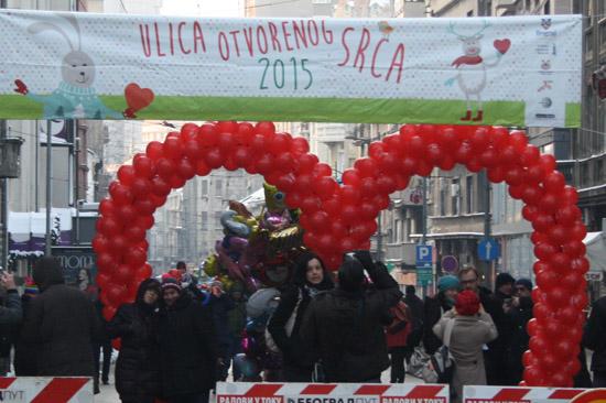 Street of Open Heart