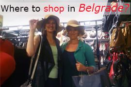 Where to shop in Belgrade?