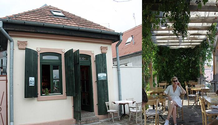 Restaurant Galerija in Zemun