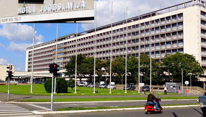 Hotel Jugoslavija in Belgrade
