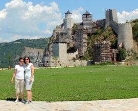 Железные ворота и Лепенски Вир