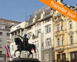 Belgrade to Zagreb