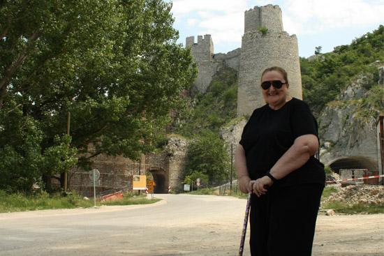 Путешествуя в одиночку по Сербии