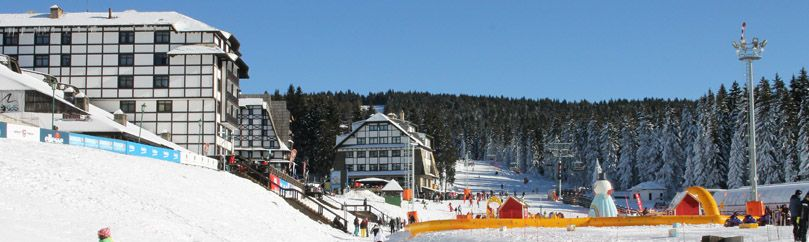 Accommodation in the center of si resort Kopaonik.