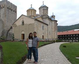Manastiri Manasija i Ravanica