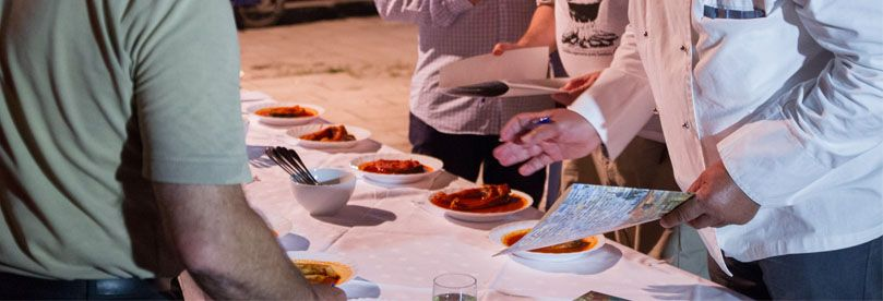 Commission estimates the best fish stew in Sombor