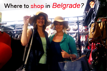 Where to shop in Belgrade?