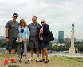 Белград между турками и австро-венграми