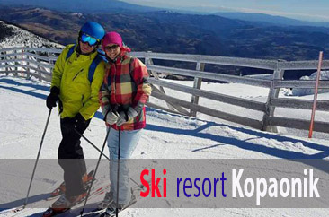 Kopaonik ski resort what is it?