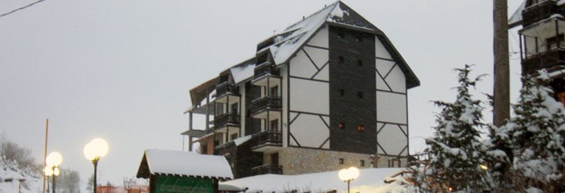 Apartament in vikend naselje at Kopaonik ski resort
