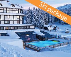 Kopaonik luxury ski and spa package - Hotel Grand 4+*
