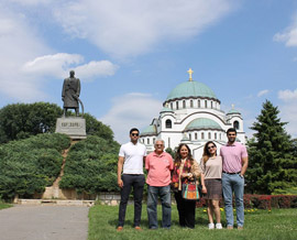 Vikend u Beogradu za početnike