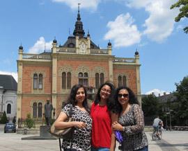 City break in Belgrade with day trip to Novi Sad