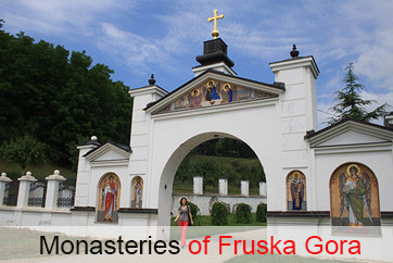 Serbian Athos: a magic day in monasteries of Fruska Gora