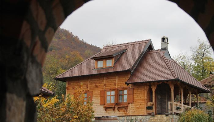 Putovanje po Srbiji, etno selo Ilino
