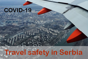 Travel safety in Serbia due to coronavirus (COVID-19)