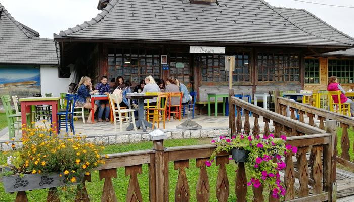 Restoran Ćorkan na Mokroj Gori