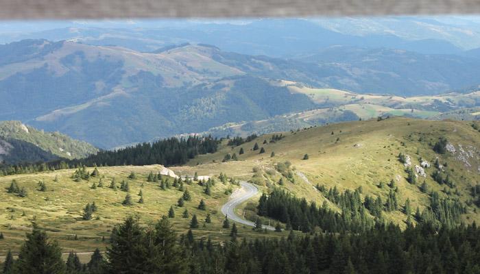 tri dana po Srbiji u okolini Niša pogled sa Kopaonika