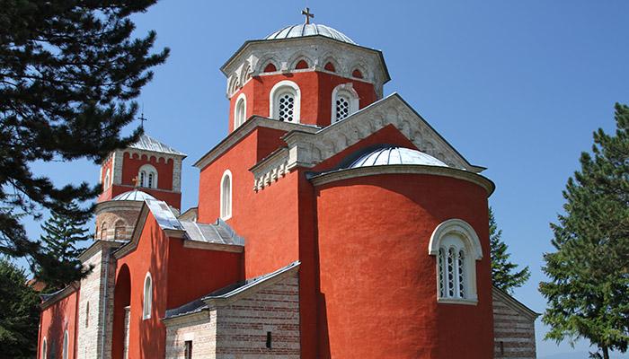 Tri dana po Srbiji u okolini Niša, manastir Žiča