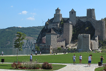 Golubac fortress: The most epic medieval castle to visit in Europe